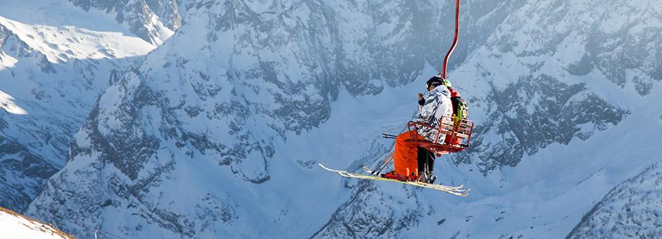 20. ski
